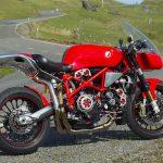 Steffano Ducati Cafe9 Road Test: Acme Rocket Bike – Beep, Beep! 18