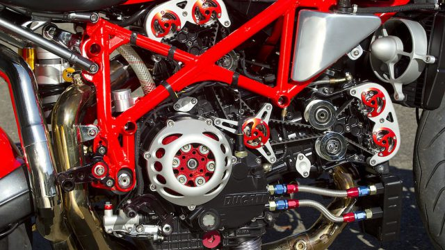 Ducati Steffano Cafe9 4