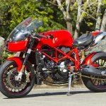 Steffano Ducati Cafe9 Road Test: Acme Rocket Bike – Beep, Beep! 15