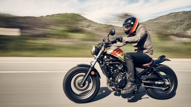 Honda Rebel Aviator Nation - The Rebel We Always Wanted 1