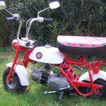 Honda Monkey gets 50th Anniversary Edition 2