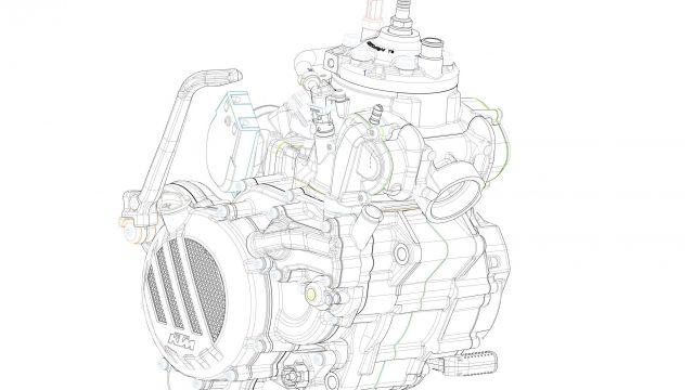 KTM EXC Two Stroke