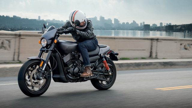 2017 Harley-Davidson Street Rod. Competitive Price and Sporty Approach 1