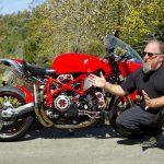 Steffano Ducati Cafe9 Road Test: Acme Rocket Bike – Beep, Beep! 2