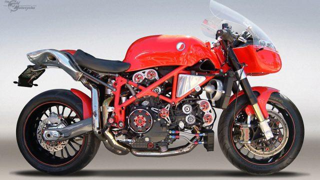 Steffano Ducati Cafe9 Road Test: Acme Rocket Bike – Beep, Beep! 1