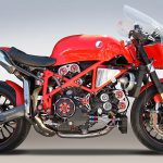 Steffano Ducati Cafe9 Road Test: Acme Rocket Bike – Beep, Beep! 23