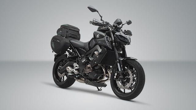 Yamaha MT-09 [FZ-09] gets SW Motech accessories 1