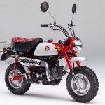 Honda Monkey gets 50th Anniversary Edition 3