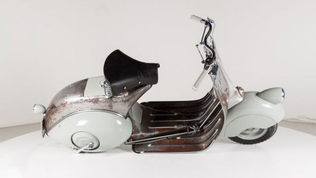 Vespa Auction