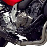 Yamaha MT-07 - Exhaust Shortlist. Audiophiles Only 6