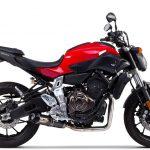 Yamaha MT-07 - Exhaust Shortlist. Audiophiles Only 2