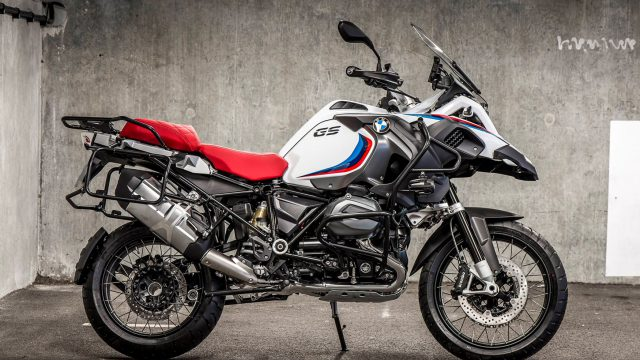 New BMW R1200GS Adventure is On The Way 1