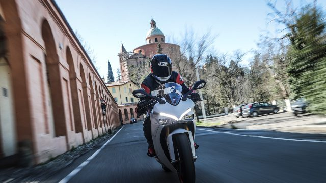 Ducati Supersport S Test Ride10