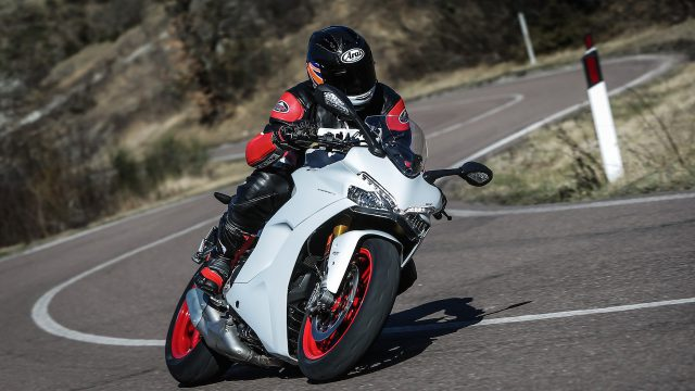Ducati Supersport S Test Ride18