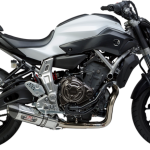 Yamaha MT-07 - Exhaust Shortlist. Audiophiles Only 5