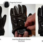 The GPS Smart Motorcycle Glove 2