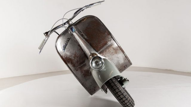 Meet the oldest Vespa in the world 6