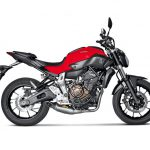 Yamaha MT-07 - Exhaust Shortlist. Audiophiles Only 4