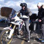 "Richard Hammond ""hurt quite badly"" in a motorcycle crash 2"