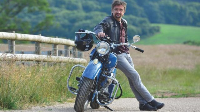 "Richard Hammond ""hurt quite badly"" in a motorcycle crash 1"