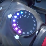 The GPS Smart Motorcycle Glove 3