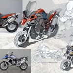 New BMW R1200GS Adventure is On The Way 4