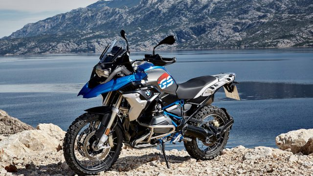new BMW R1200GS3