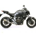 Yamaha MT-07 - Exhaust Shortlist. Audiophiles Only 3