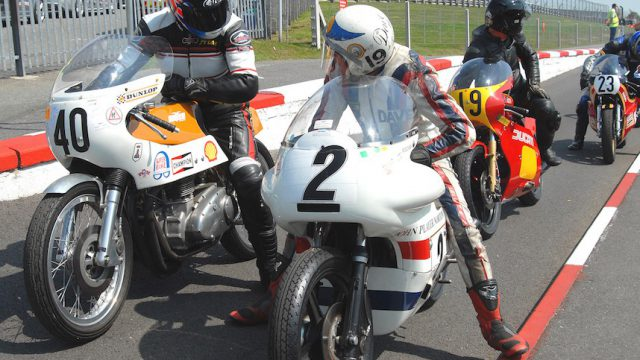 AC + Dave Croxford on JPN Norton 01
