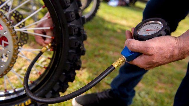 Tire pressure: road vs. track vs. off-road 1