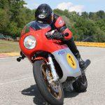 Magni MV Agusta Filorosso Road Test 2