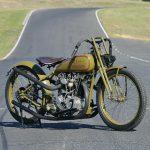 1926 HARLEY-DAVIDSON model 17 FHAC 61ci eight-valve racer test 8