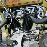 1926 HARLEY-DAVIDSON model 17 FHAC 61ci eight-valve racer test 9