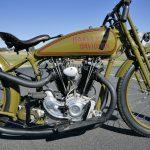 1926 HARLEY-DAVIDSON model 17 FHAC 61ci eight-valve racer test 10