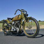 1926 HARLEY-DAVIDSON model 17 FHAC 61ci eight-valve racer test 11