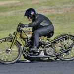 1926 HARLEY-DAVIDSON model 17 FHAC 61ci eight-valve racer test 12