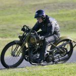 1926 HARLEY-DAVIDSON model 17 FHAC 61ci eight-valve racer test 3