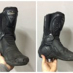 The boots that saved my leg 4