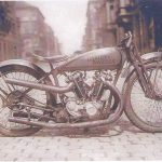 1926 HARLEY-DAVIDSON model 17 FHAC 61ci eight-valve racer test 6