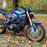 BLUE MEANIE - SEBSPEED's 1996 Honda VFR750 17