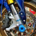 BLUE MEANIE - SEBSPEED's 1996 Honda VFR750 3