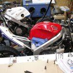 BLUE MEANIE - SEBSPEED's 1996 Honda VFR750 19