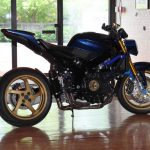 BLUE MEANIE - SEBSPEED's 1996 Honda VFR750 24