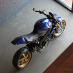 BLUE MEANIE - SEBSPEED's 1996 Honda VFR750 27
