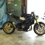 BLUE MEANIE - SEBSPEED's 1996 Honda VFR750 2