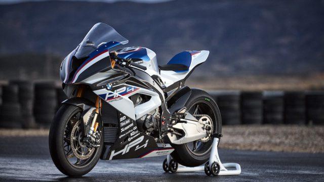 BMW HP4 RACE 5