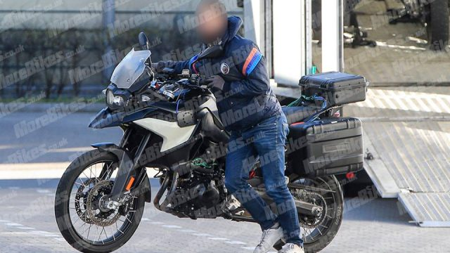 The new BMW F850 GS is Imminent. Here's what we know about it 1
