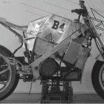 Electrifying Honda VFR 400 7