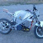 Electrifying Honda VFR 400 11