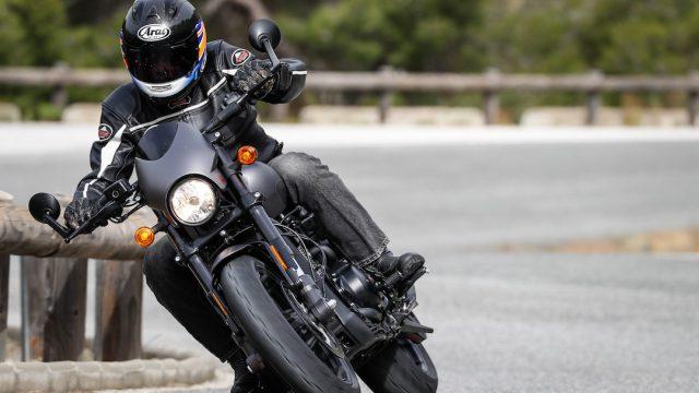Harley-Davidson 750 Street Rod Road Test: Milwaukee's Monster 1